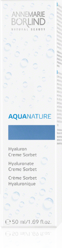 Image of AQUANATURE Hyaluronate Creme Sorbet