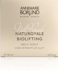 Image of NATUROYALE BioLifting Night Repair Cream