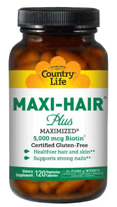 Image of Maxi-Hair Plus Maximized Biotin
