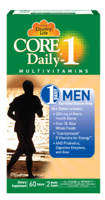 Image of Core Daily 1 Multivitamins for Men