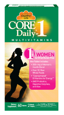 Image of Core Daily 1 Multivitamins for Women