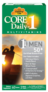 Image of Core Daily 1 fMultivitamins or Men 50+