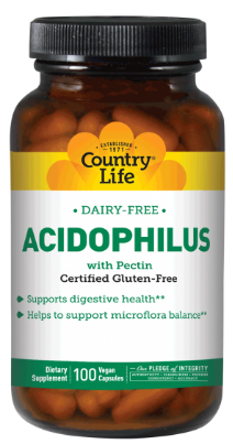 Image of Acidophilus with Pectin 1.2 Billion (Dairy Free)