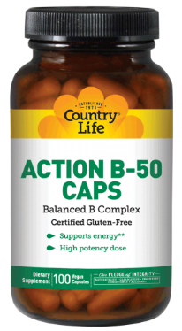 Image of Action B-50 Caps
