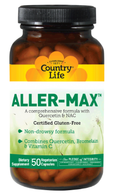 Image of Aller-Max with Quercetin & NAC