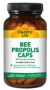 Image of Bee Propolis Caps 250 mg