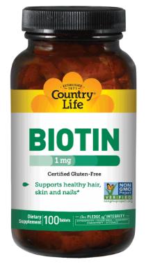 Image of Biotin 1000 mcg
