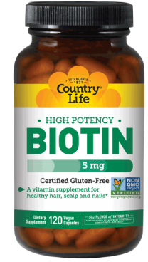 Image of Biotin 5 mg