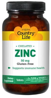 Image of Chelated Zinc 50 mg