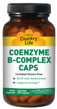 Image of Coenzyme B-Complex Caps