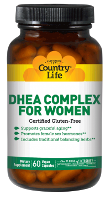 Image of DHEA Complex for Woman