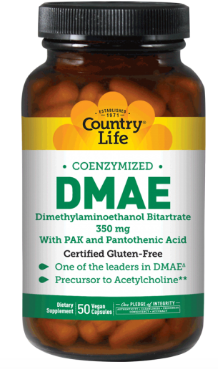 Image of DMAE 350 mg Coenzymized