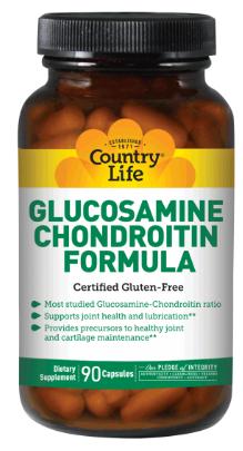 Image of Glucosamine Chondroitin Formula 333/400 mg