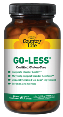 Image of Go Less Bladder Support