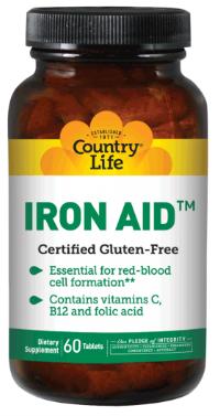 Image of Iron Aid 15mg