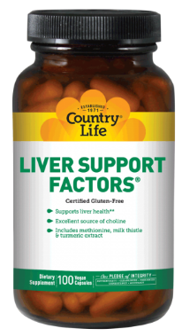 Image of Liver Support Factors