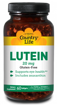 Image of Lutein 20 mg