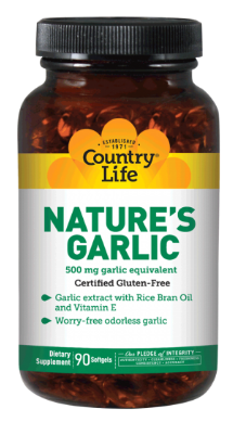 Image of Nature's Garlic 500 mg