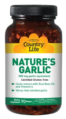 Image of Nature's Garlic 500 mg