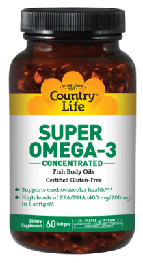 Image of Omega-3 Concentrated Super 1000 mg