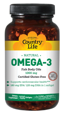 Image of Omega-3 1000 mg Fish Oil