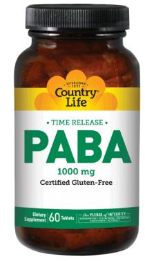 Image of PABA 1000 mg