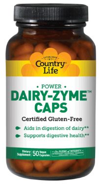 Image of Dairy-Zyme Caps Power