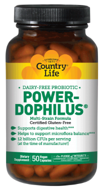 Image of Power-Dophilus (Dairy Free Probiotic)