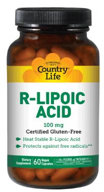 Image of R-Lipoic Acid 100 mg