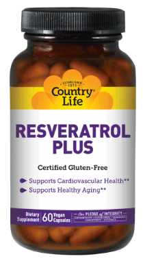 Image of Resveratrol Plus 100 mg