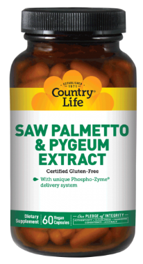 Image of Saw Palmetto & Pygeum Extract