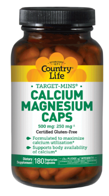 Image of Calcium Magnesium Caps 166/83 mg