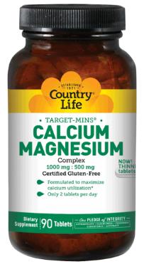 Image of Calcium Magnesium Complex Tablet 500/250 mg