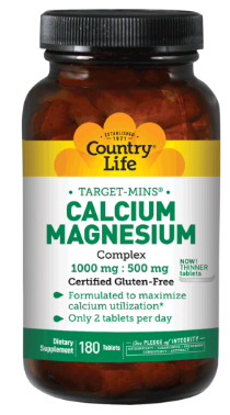 Image of Calcium Magnesium Complex Tablet 500/250 mg