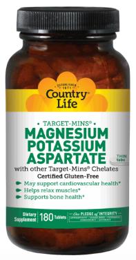 Image of Magnesium Potassium Aspartate 300/99 mg