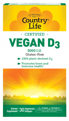 Image of Vegan D3 5000 mcg