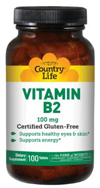 Image of Vitamin B2 100 mg