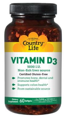 Image of Vitamin D3 5000 IU