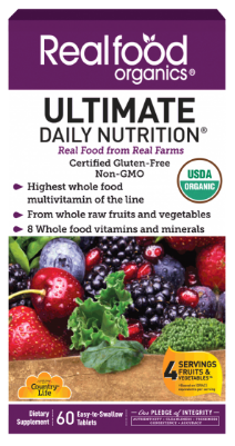 Image of Real Food Organics Ultimate Daily Nutrition