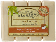 Image of Bar Soap Pure Coconut Value Pack