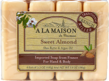 Image of Bar Soap Sweet Almond Value Pack