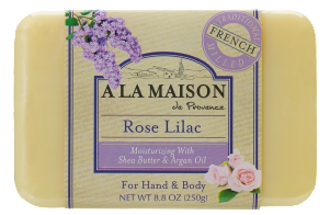 Image of Bar Soap Rose Lilac
