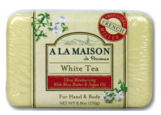 Image of Bar Soap White Tea