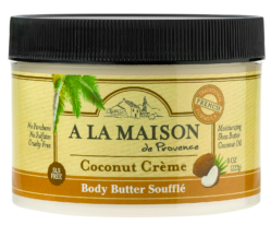 Image of Body Butter Coconut Creme