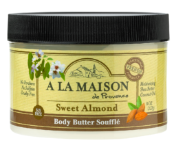 Image of Body Butter Sweet Almond