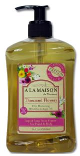 Image of Liquid Soap Thousand Flowers