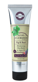 Image of Hand & Body Lotion Fig & Basil