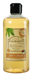 Image of Bath & Shower Gel Pure Coconut