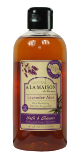 Image of Bath & Shower Gel Lavender Aloe