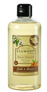 Image of Bath & Shower Gel Sweet Almond
